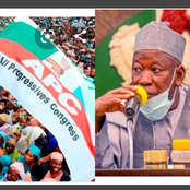 Reactions As APC Registers About 2.5 Million Members In Kano State