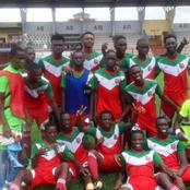 Football : le « Samuel Eto'o » de l'Africa Sport d'Abidjan