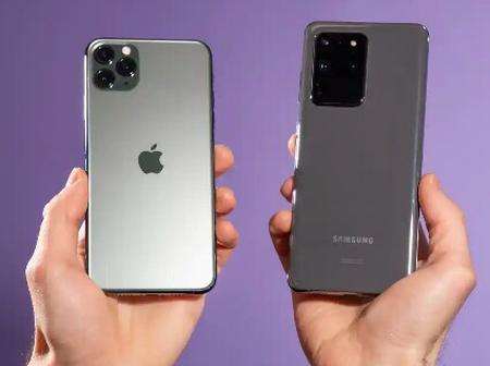 Samsung and iPhone which is more powerful? See details.