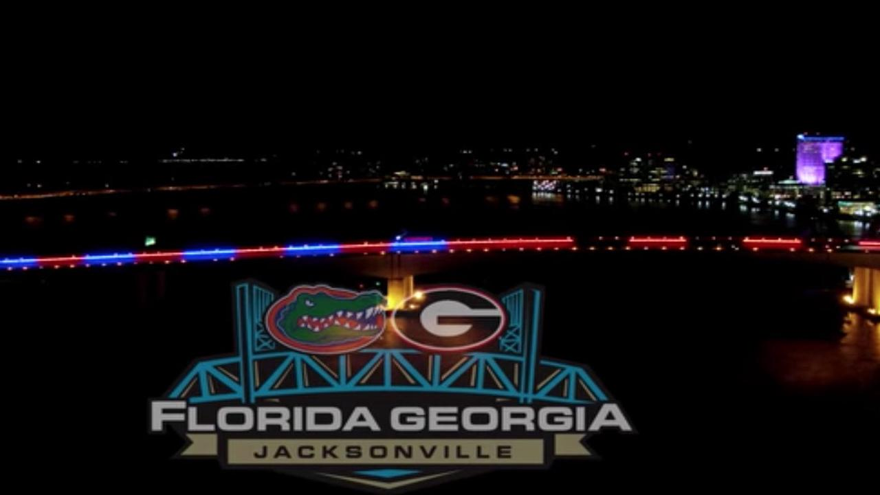 Acosta Bridge Lights Up For Georgia Florida Weekend Opera News