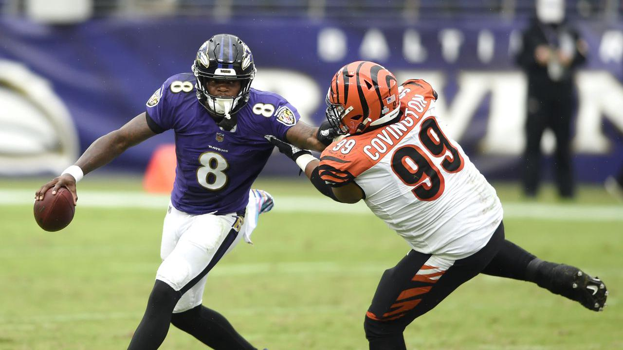 Baltimore Ravens open as big favorites over Bengals; what about other teams in the wildcard race?
