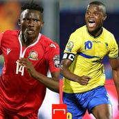 Who Is The Best Striker Between Michael Olunga And Mbwana Samatta