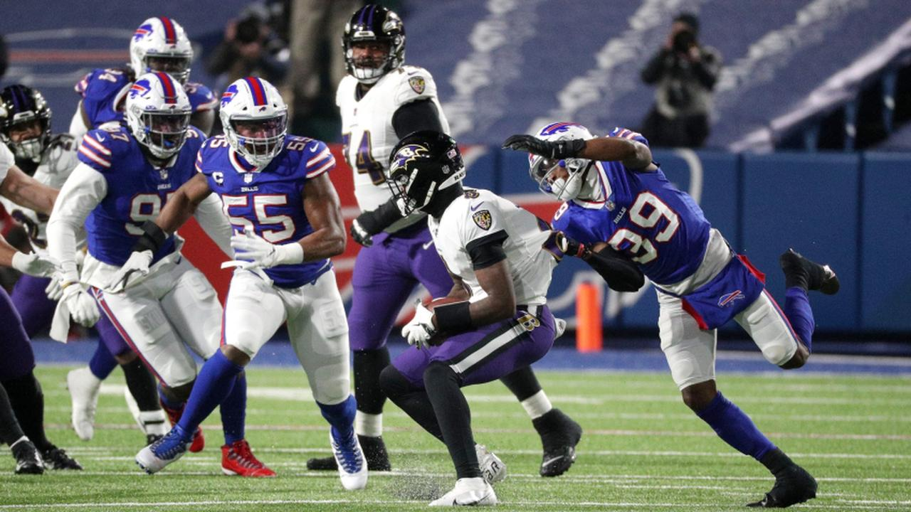 Patrick Mekari, Bradley Bozeman Say Bills Mafia Impacted Ravens' Offense