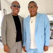 Fikile Mbalula says his kinship with Julius Malema is genuine and not phony.