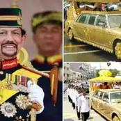 Meet The Only Man In The World Who Owns A Golden Plane And 7000 Cars