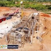 Université de Bondoukou: Les premiers bâtiments sortent déjà de terre