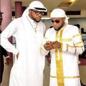 Kcee and E-money showing off good brotherhood