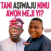 After A Man Asked Who The 'Asiwaju' Is Between Tinubu And Sunday Igboho, See Who People Chose