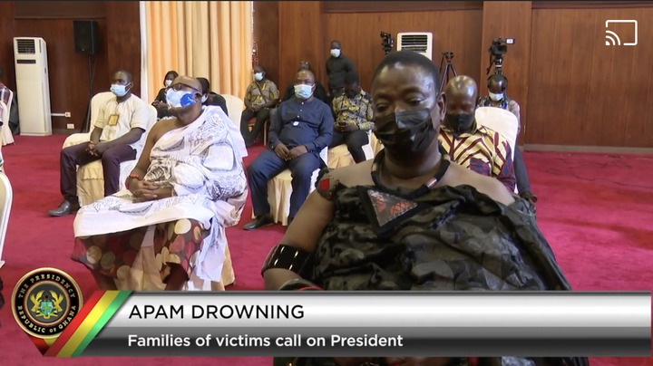 09044c19467b471186fa8a9e84b3f68b?quality=uhq&resize=720 - Apam Drowning Incident: Families Of Victims Meet Akufo-Addo Face-To-Face; Scenes From Jubilee House