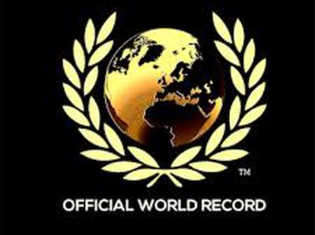 6 World accredited records