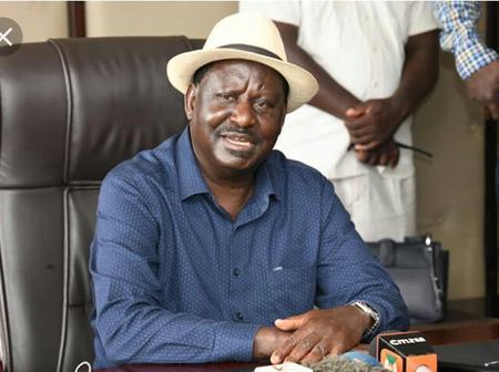 Big Boost For Raila Odinga As His