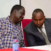 ODM Member Blame Uhuru For Current Choas Reported In Various Polling Station