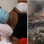 Explosion: Lebanese Authorities Stop 5 Nigerians From Boarding Evacuation Flight To Nigeria.