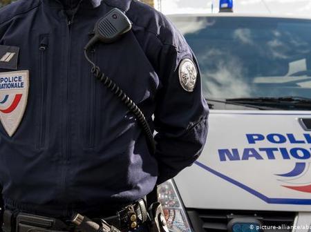 France police speak of a