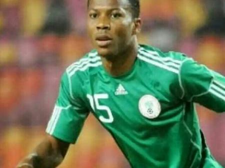 Remember Former Super Eagles Striker Ike Uche? This Is How His Career Declined
