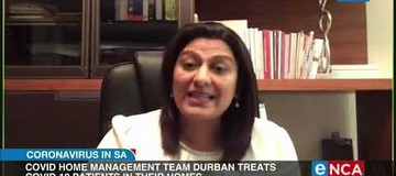Durban doctors treat COVID-19 patients through home-based care programme
