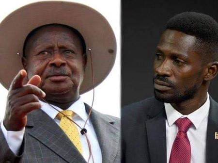 Meet the Young Man From Ghetto Who is Giving President Yoweri Museveni Sleepless Nights