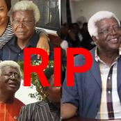 Sad News As Veterans Nollywood Actor Bruno Iwuoha Dies After Weeks In Coma