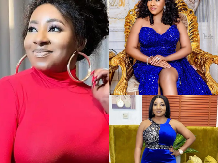 Check Out These Lovely Photos of Mide Martins That Shows Fashion is Her Thing