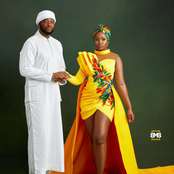 Have You Seen Beautiful Pictures Of BBNaija BamBam & Teddy A's Daughter?
