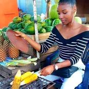 Jacquelie cherel parle aux femmes: << je préfère vendre du maïs que de faire de la prostitution>>