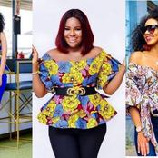 Photos: Classy And Latest Ankara Peplum Tops Styles With Trouser For All Married Woman