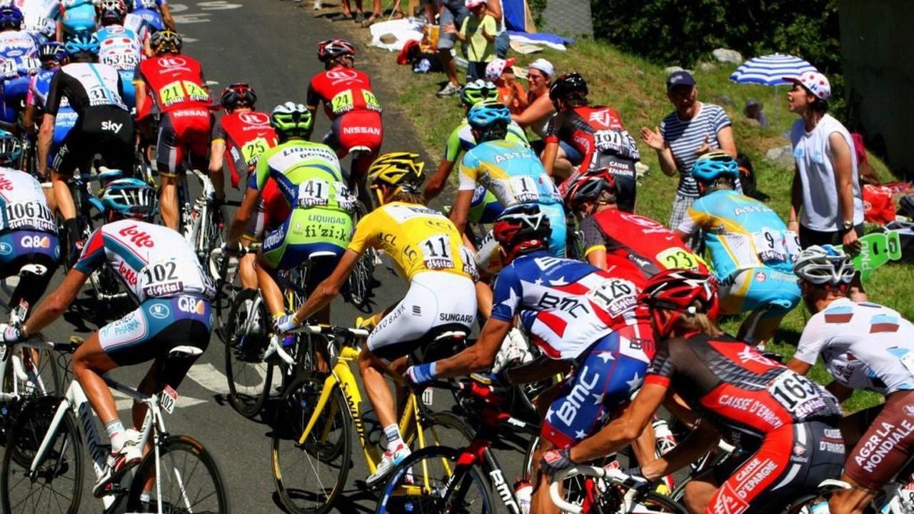 Deux Toulousains sur la route du Tour de France 2021
