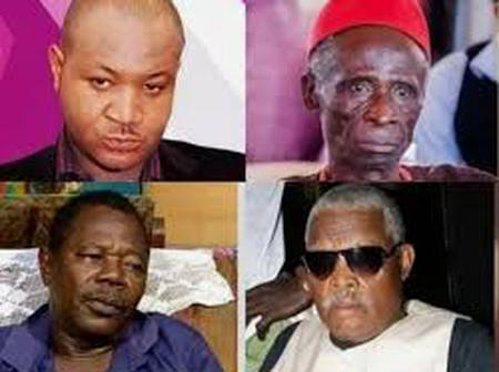 Which Nigerian Celebrity's Death Made You Cry?