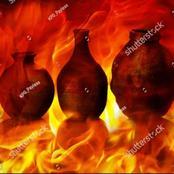Prayers to destroy every demonic pots