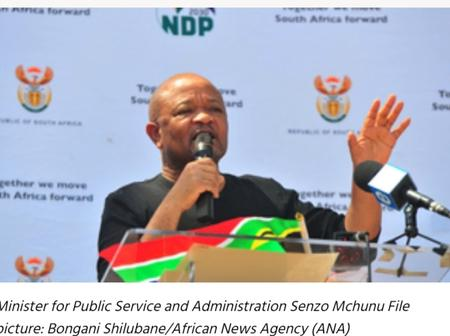 Scathing Report Reveals :Nearly 35% of SA's Senior Government Officials Not Qualified For Their Job.