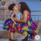 25+ Mother and Kid Ankara Styles to Rock to Special Events [Photos]