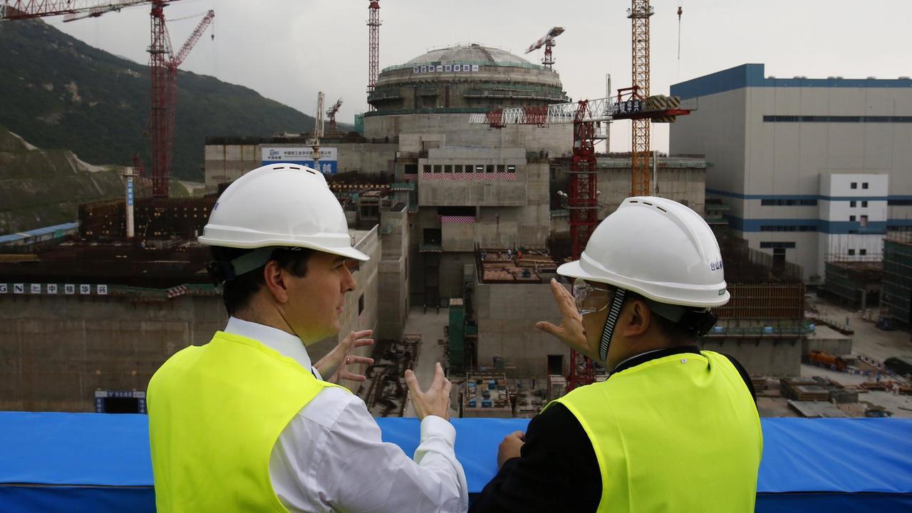 """Une entreprise française cherche à résoudre le """"problème de performance"""" de la centrale nucléaire chinoise"""