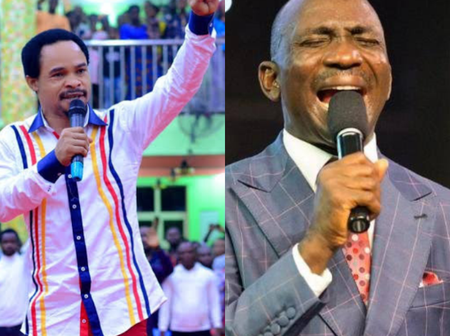 Today's Headlines: Pastor Enenche Drops Another Prophetic Word, Native Doctor Begs Prophet Odumeje
