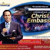 Former female staff disclosed  Christ Embassy as fake church during Jay Israel livestream