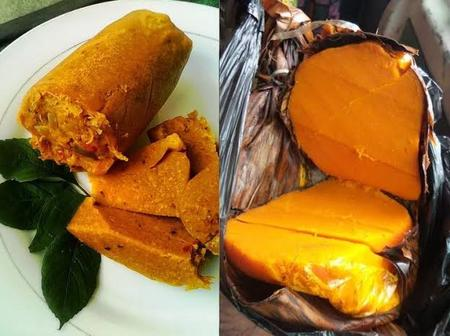 Stop Using Nylon To Cook 'Okpa', It Can Cause Cancer