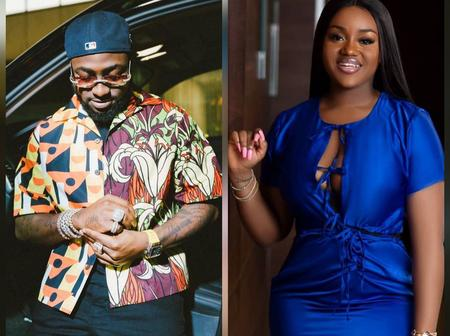 Amidst Their Broken Relationship Rumour, Chioma Deletes Every Pictures Of Davido And Her Together From Her Page