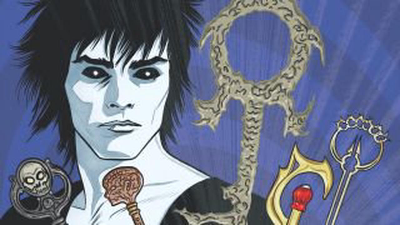 All 22 covers to Locke & Key / The Sandman Universe: Hell & Gone #1