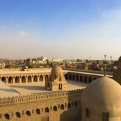 إذا احترقت مصر لا يحترق وإذا غرقت لا يغرق.. جامع أحمد بن طولون