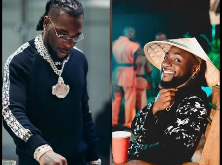 Davido Vs Burnaboy who is the best?
