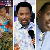 Opinion: 4 Strong Pastors In Nigeria That God Can Use To Heal Ada Jesus, No. 5 Is Prophet TB Joshua
