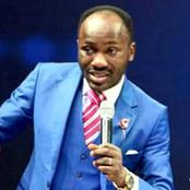 See What Apostle Suleiman Said Will Happen This Month in a New Prophecy
