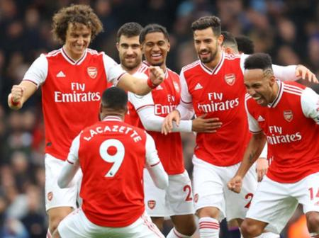 Partey and Lacazette to start, Aubameyang out, Predicted Arsenal line up To Face Benfica Tonight.