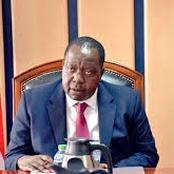 Matiang'i: Kutuny Is a Young Man Who Is a Performer, He Is Focused In Serving His People