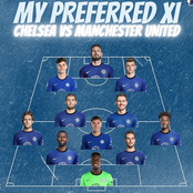 Havertz, Giroud in; Werner, Silva and Kante out - How Chelsea could possibly line up against Man Utd.