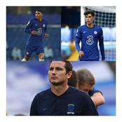 Goodnews for Chelsea fans as Frank Lampard clears these two players to starts against Rennes