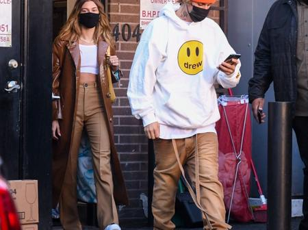 Photos: Check out Hailey Baldwin's stunning look as she steps out with Justin Bieber