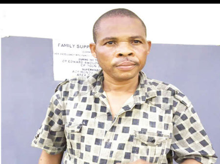 An Ogun Prophet has been Arrested for Raping a 17-year-old Church Member