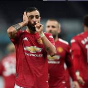 Bruno Fernandes Responds To Critics Who Claim He Can't Score In Big Matches Ahead of Man City Match