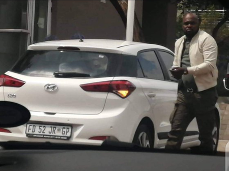 Another Congolese known as John, Scammed a SA Woman R30k for a Diamond Certificate- Man Reveals