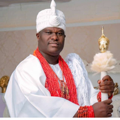 See What Ooni of Ife Said About The#LekkitollgateKiillings That Got People Talking